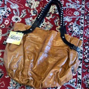 Genuine Leather Lites B. Makowski Bag